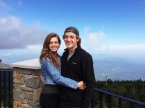 Mt. Mitchell!